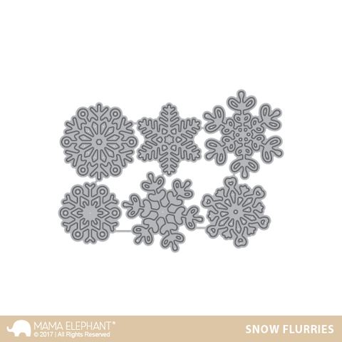 SNOW FLURRIES