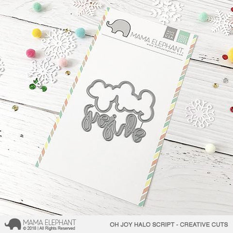 OH JOY HALO SCRIPT - CREATIVE CUTS
