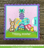 eggstra amazing easter stamp and die