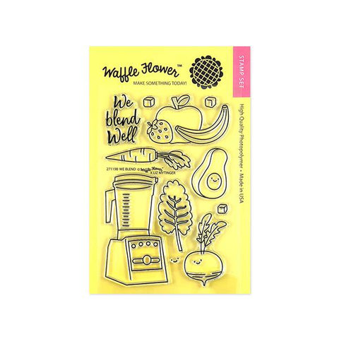 We Blend Stamp Set