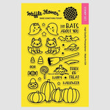 Trick or Treat Stamp Set