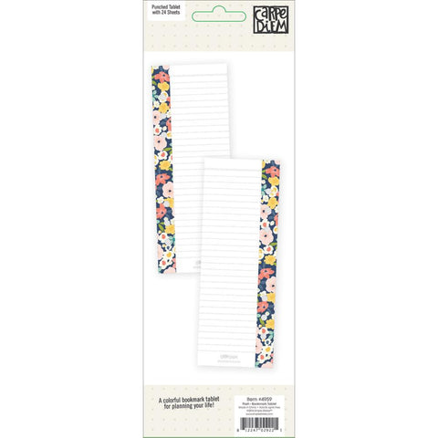 Posh Double-Sided Bookmark Tablet A5 24/Pkg