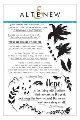 Wings of Hope Stamp Set