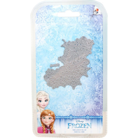 Disney Frozen Die Set - Melded Olaf Scene