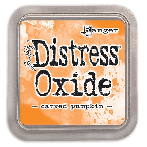 Carved Pumpkin - Tim Holtz Distress Oxides Ink Pad