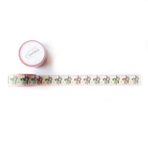 MAGICAL - HAPPY GIRLS WASHI TAPE