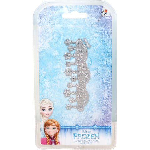 Disney Frozen Die Set - Hanging Snowflakes