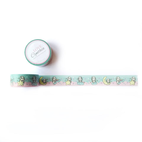 DREAM - HAPPY GIRLS WASHI TAPE