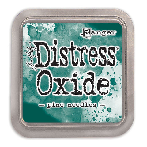 PINE NEEDLES - Tim Holtz Distress Oxides Ink Pad