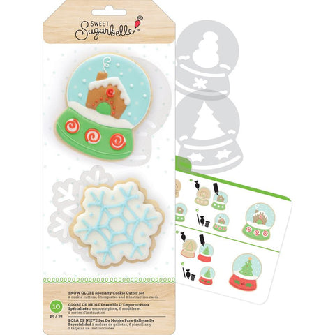 Sweet Sugarbelle Cookie Cutters - Snowglobe