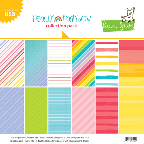 really rainbow collection pack