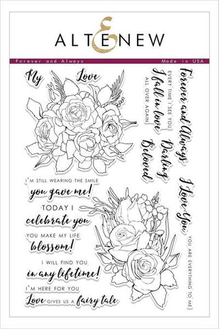 Forever and Always Stamp Set