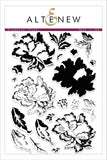 Ornamental Flower Stamp Set