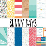 Sunny Days 12 x 12 Paper Collection