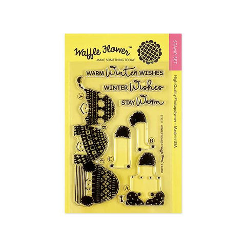 Winter Wishes Stamp Set