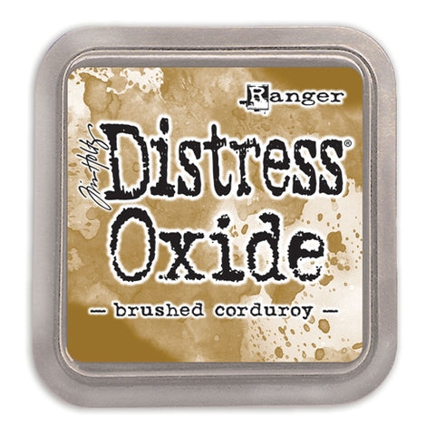 BRUSHED CORDUROY - Tim Holtz Distress Oxides Ink Pad