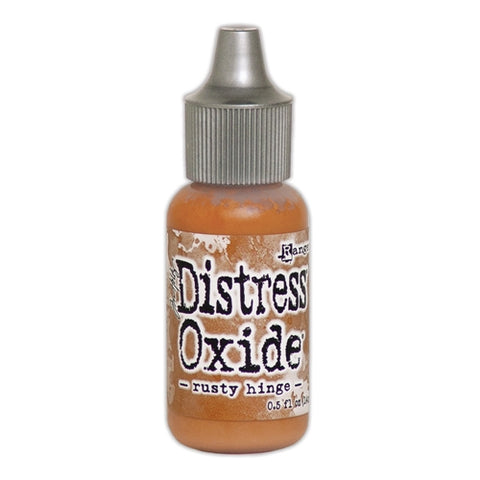 RUSTY HINGE - Tim Holtz Distress Oxides Reinkers