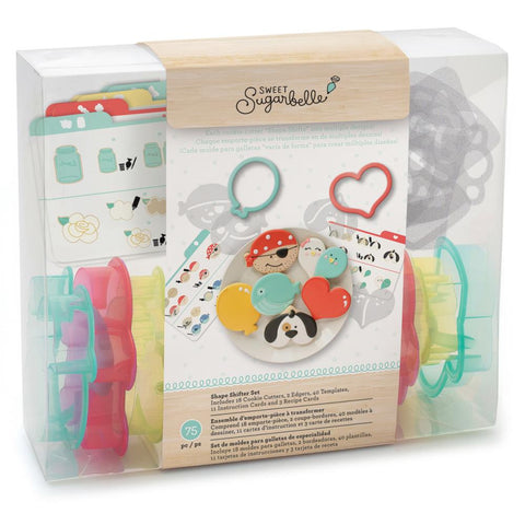 Sweet Sugarbelle Cookie Cutter Set 75/Pkg