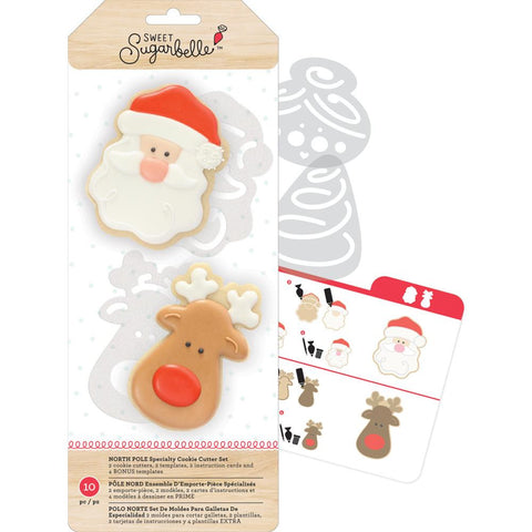 Sweet Sugarbelle Cookie Cutters - North Pole