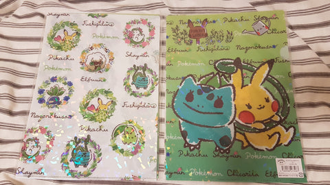 Pokemon Love It's Demo File Folder 4