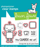 charge me up stamp and die