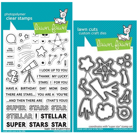 super star stamp and die