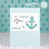 Life Anchor Stamp Set