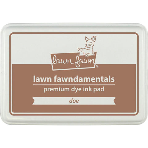 Lawn Fawn Dye Ink Pad - Doe