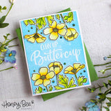 Chin Up Buttercup | Honey Cuts