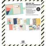 POSH ROBIN'S EGG A5 PLANNER BOXED SET
