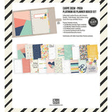 POSH PLATINUM A5 PLANNER BOXED SET