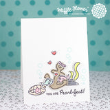Little Mermaids Stamp Set