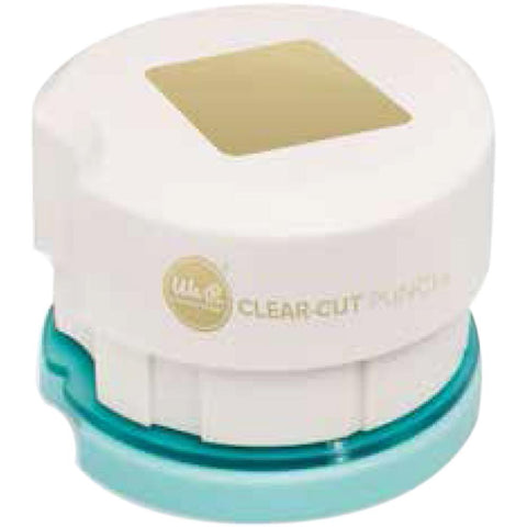 "We R Clear Cut Punch 2"" - Square"