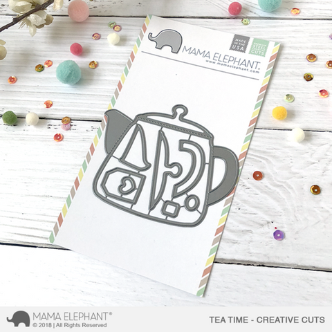TEA TIME - CREATIVE CUTS