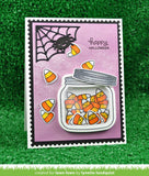 how you bean? candy corn add-on stamp and die
