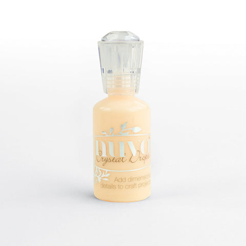 NUVO CRYSTAL DROPS COLLECTION – BUTTERMILK – 652N