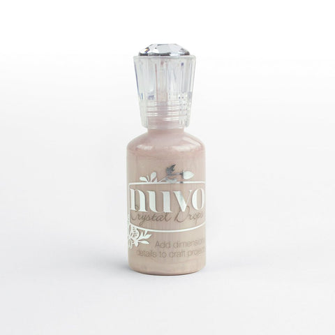 NUVO CRYSTAL DROPS COLLECTION – ANTIQUE ROSE – 656N