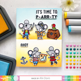 P-arr-ty Time Stamp Set
