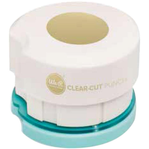"We R Clear Cut Punch 2"" - Circle"