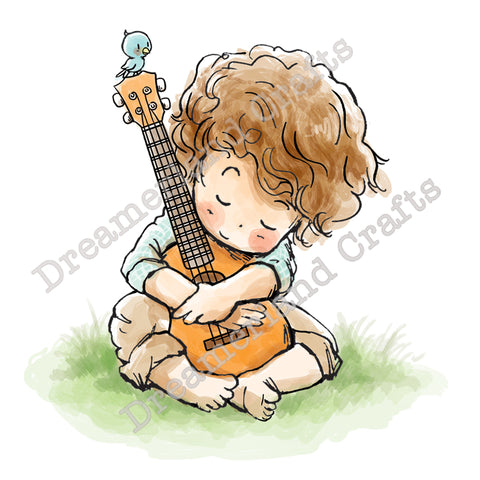 Love The Music From My Guitar