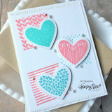 Heartfelt | 4x4 Stamp Set