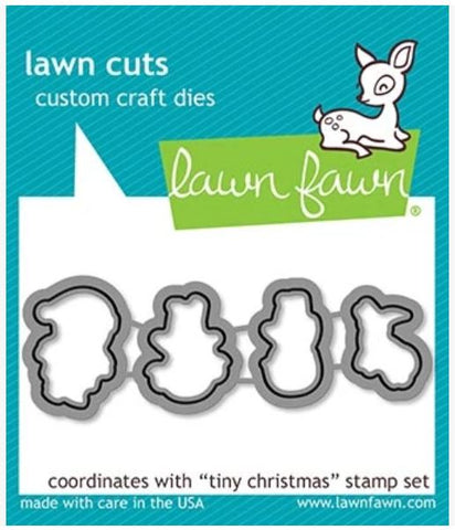tiny christmas - lawn cuts