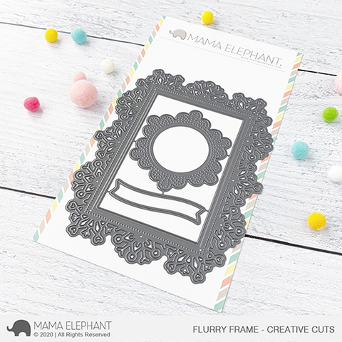 FLURRY FRAME - CREATIVE CUTS