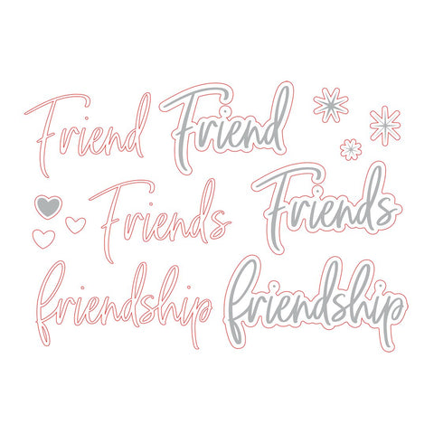 Friendship | Honey Cuts
