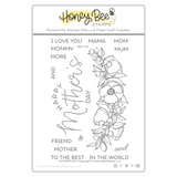 Mother's Day | 4x6 Stamp Set