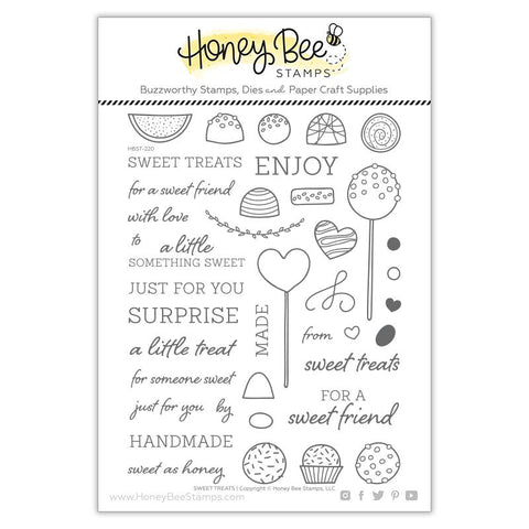 Sweet Treats | 6x8 Stamp Set