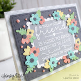 Truly Great Friend | 3x4 Stamp Set