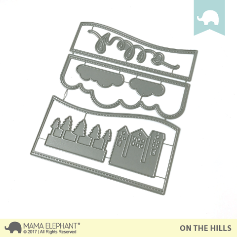 ON THE HILLS - CREATIVE CUTS