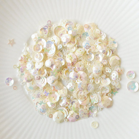Pearl Necklace Sparkly Shaker Selection
