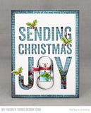 Sending Christmas Joy Die-namics WS